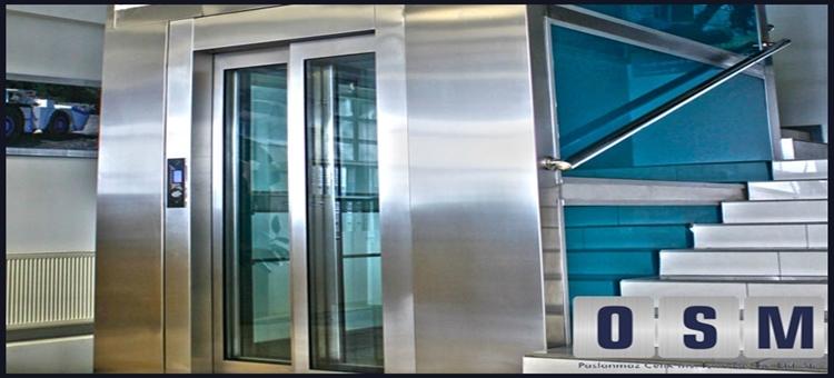 Asansör Cam Kaplama