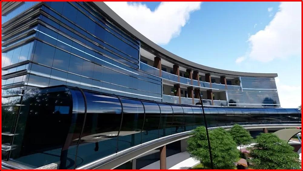 Asyaport Tekirdağ Liman İşletme Yönetim Binası