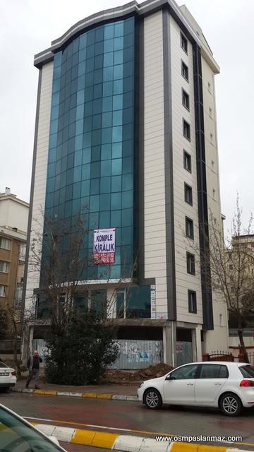 VB yapı Ataşehir binası teslim edildi.