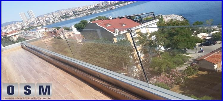 Nefes alma noktalarının yeni unsuru: Balkon korkulukları