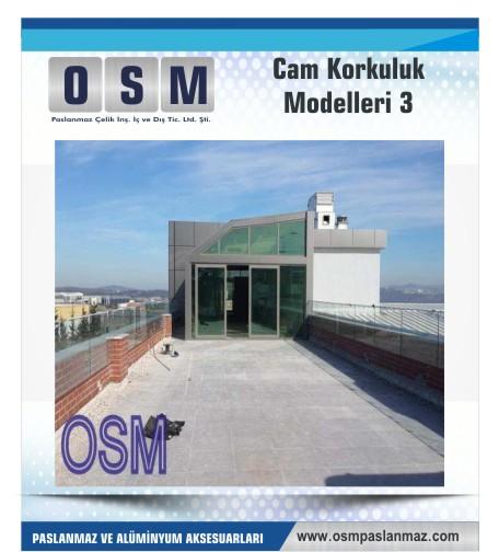 CAM KORKULUK MODELLERİ-3
