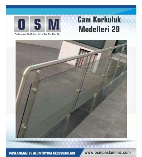 Cam Korkuluk Modelleri 29