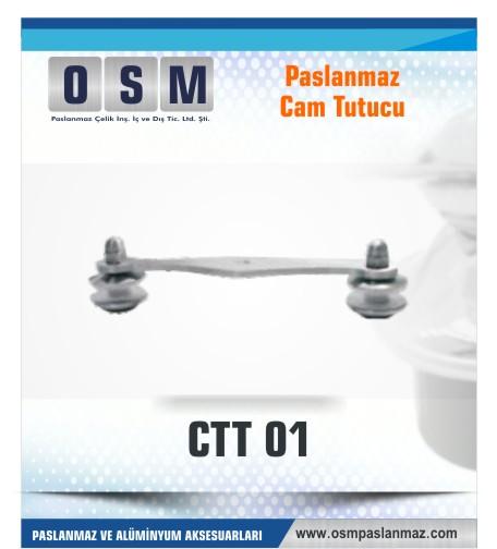 PASLANMAZ CAM TUTUCU CTT 01