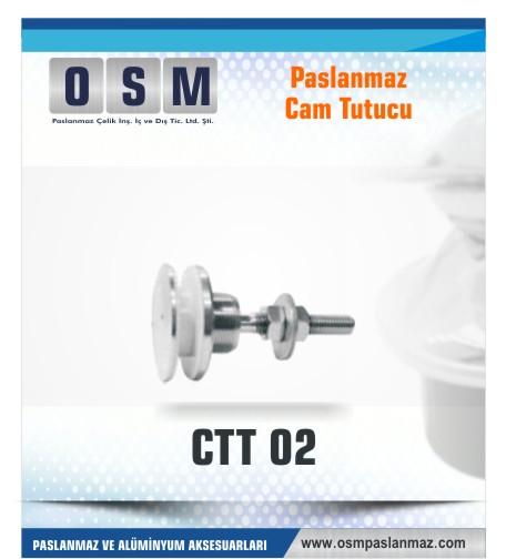 PASLANMAZ CAM TUTUCU CTT 02