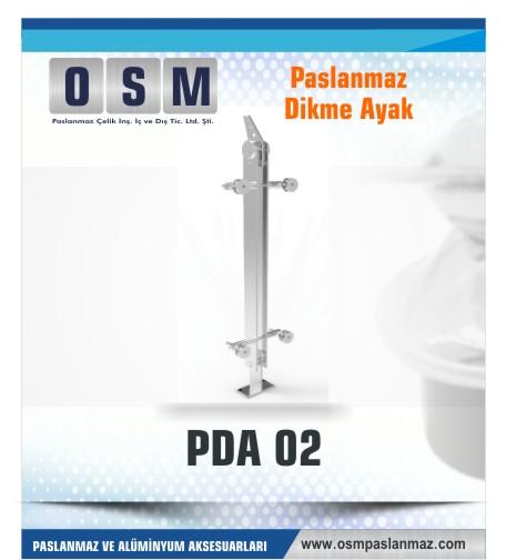 PASLANMAZ DİKME AYAK PDA 02