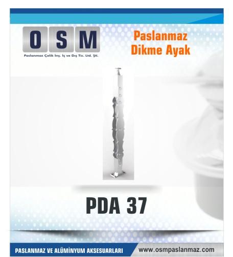 PASLANMAZ DİKME AYAK PDA 037