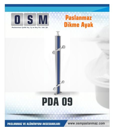 PASLANMAZ DİKME AYAK PDA 09