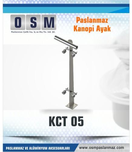 PASLANMAZ KONOPİ AYAK KCT 05