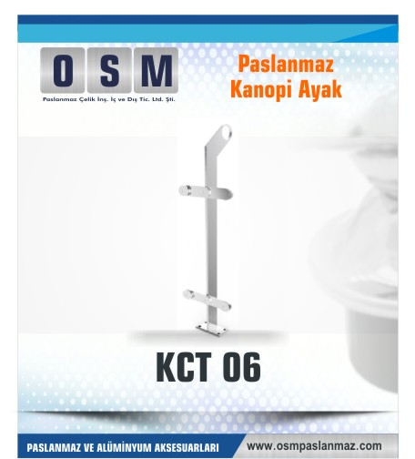 PASLANMAZ KONOPİ AYAK KCT 06