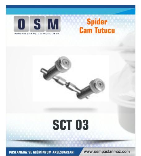 SPIDER CAM TUTUCU SCT 03
