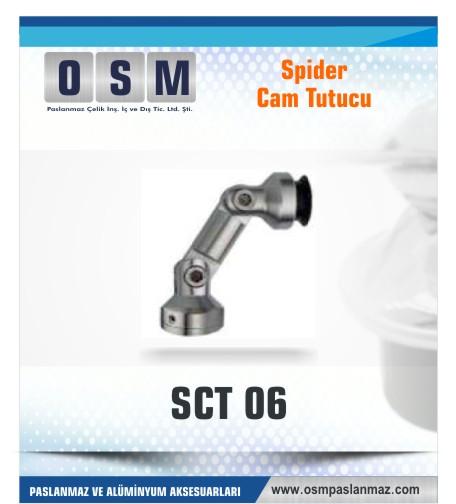 SPIDER CAM TUTUCU SCT 06