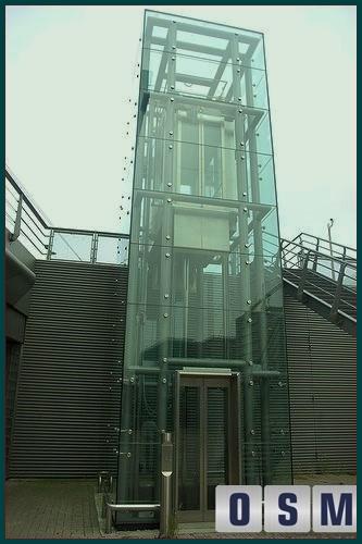 Asansör Cam Kaplama 1