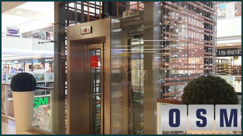 Asansör Kaplama 3