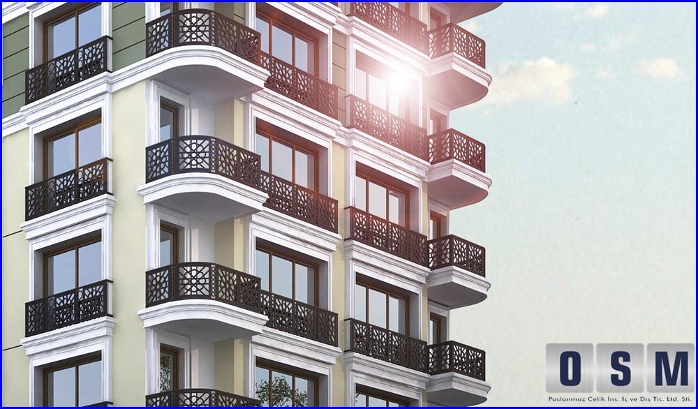 Balkon Cam Korkuluk-3