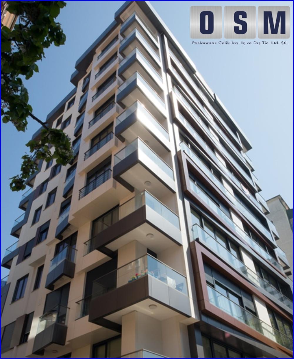 Balkon Cam Korkuluk-7