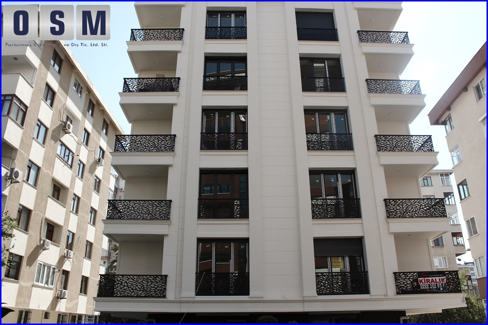 Balkon Cam Korkuluk-8