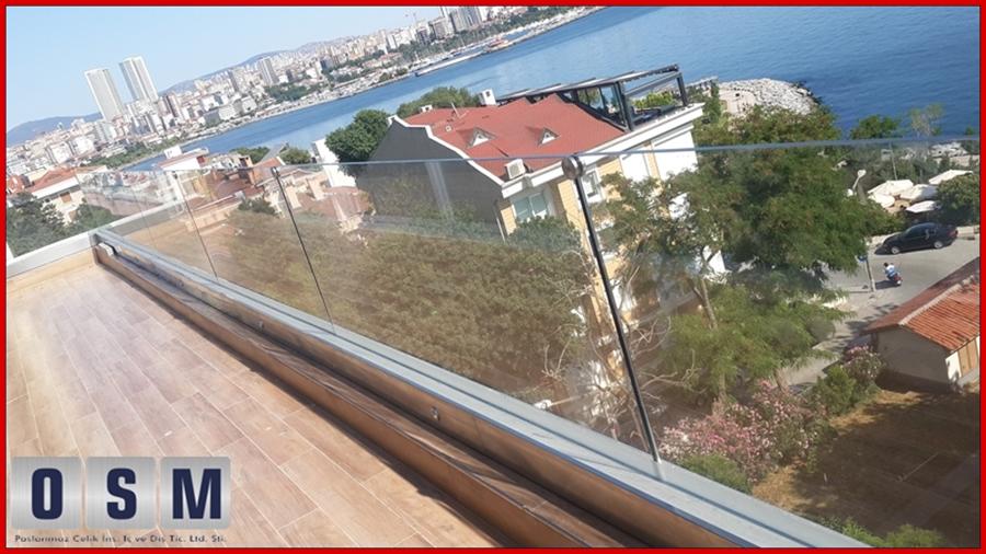 Balkon Cam Korkulukları 12