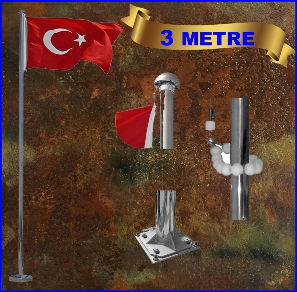 Bayrak direği 3 mt