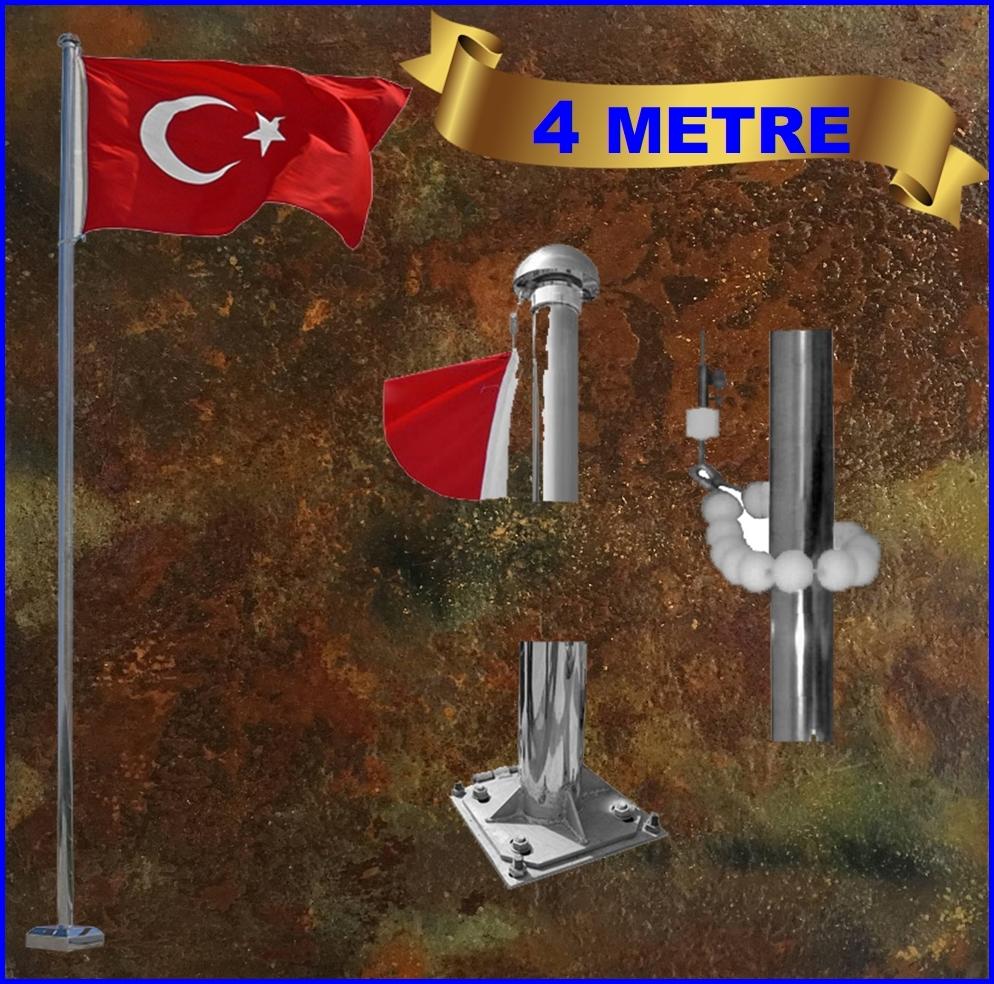 Bayrak direği 4 mt