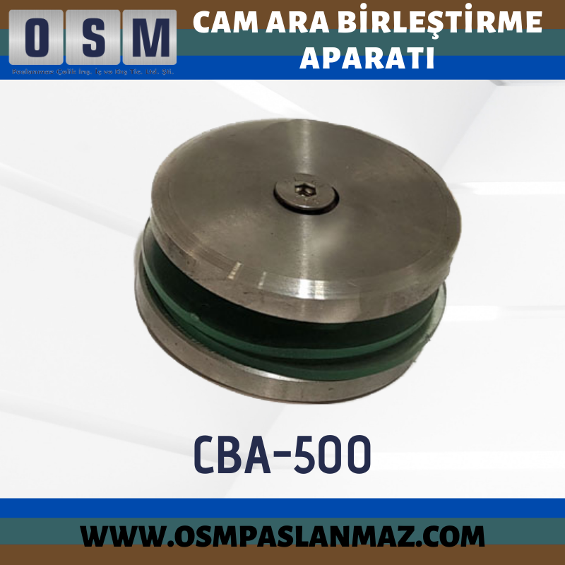 Cam Ara Birleştirme aparatı cba-500