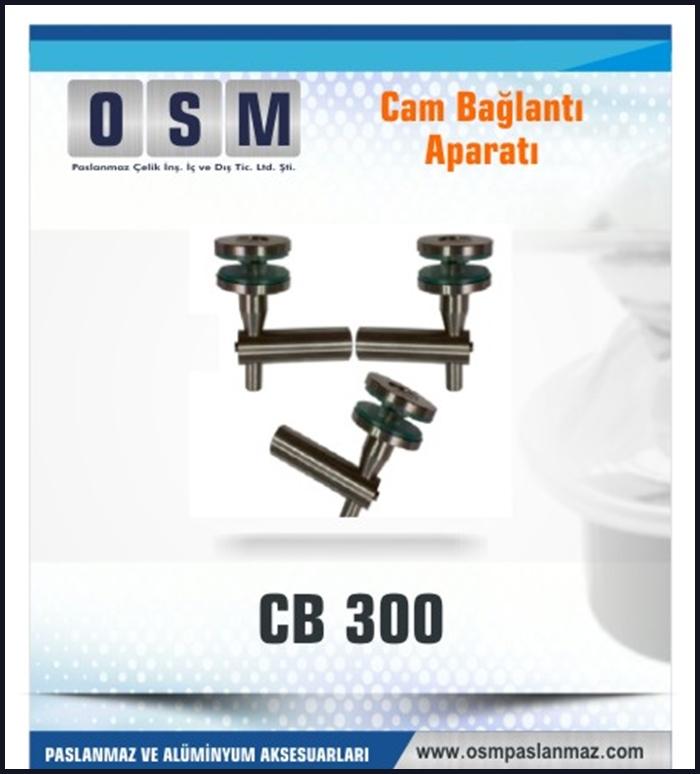 Cam Korkuluk Aksesuarları-8-CB-300