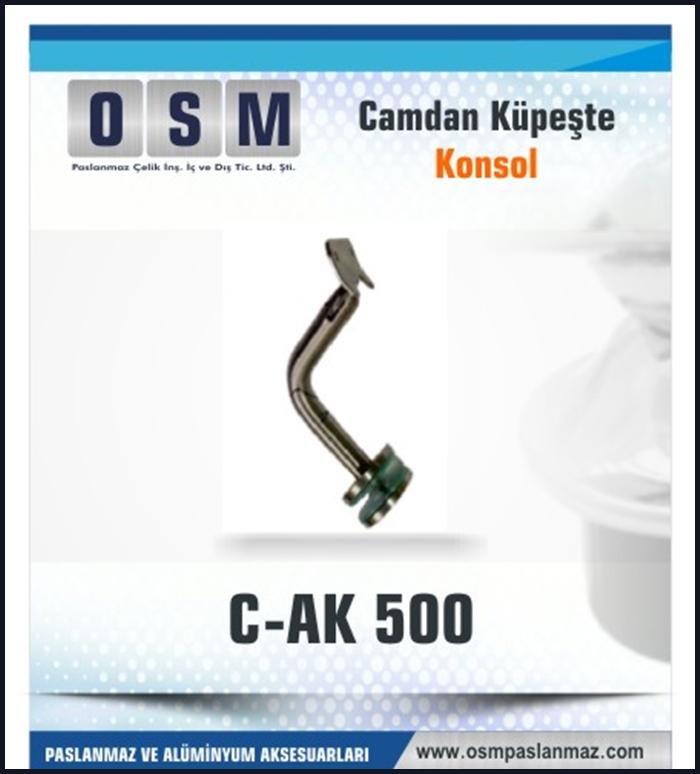 Cam Korkuluk Aksesuarları-9-C-AK-500