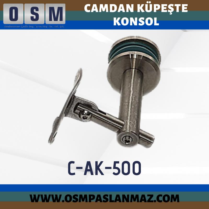 Cam Korkuluk Aksesuarları C-AK-500