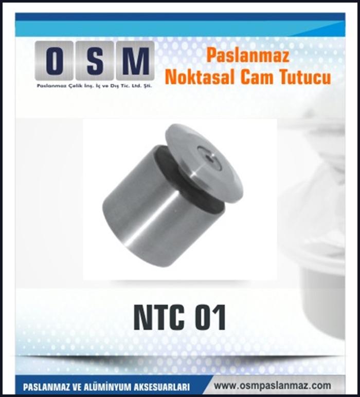 Cam Korkuluk Aksesuarları-NTC-01