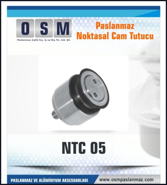 Cam Korkuluk Aksesuarları-NTC-05