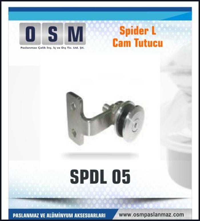 Cam Korkuluk Aksesuarları-SPDL-05