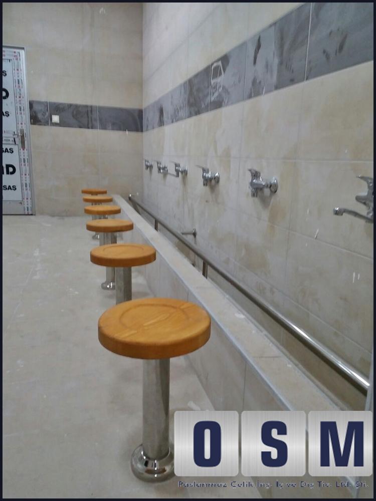 Cami Oturakları 7