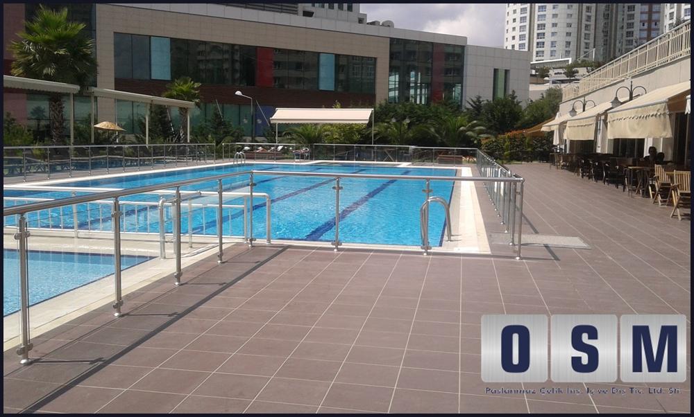 Havuz Korkuluğu-1