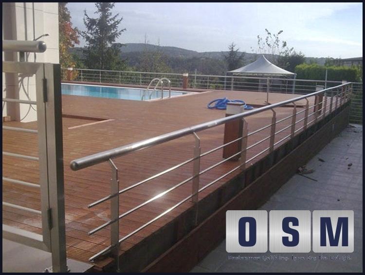 Havuz Korkuluğu-11