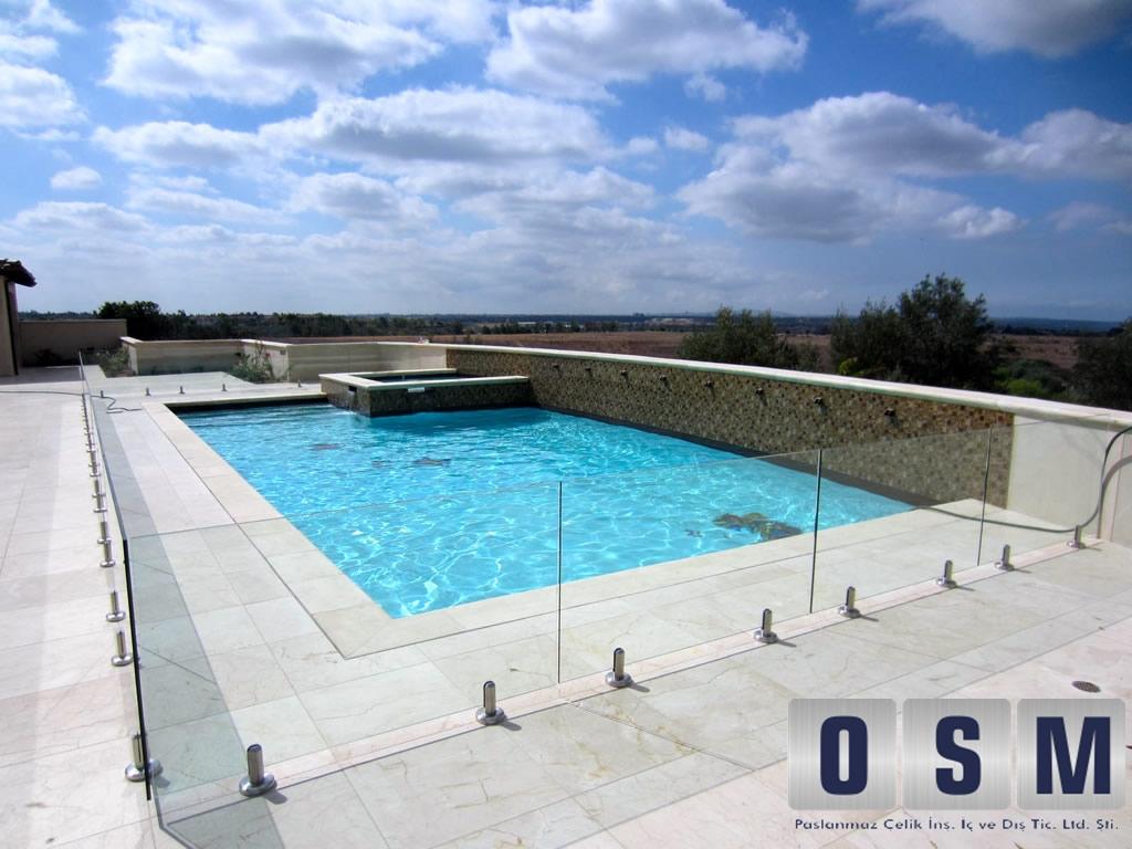 Havuz Korkuluğu-5