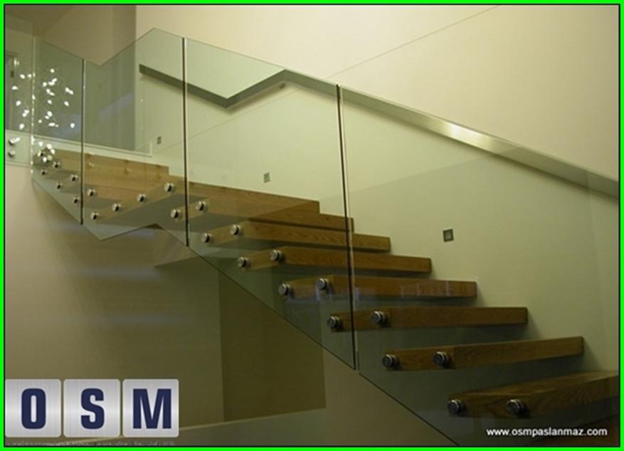 Merdiven Cam Korkuluk 10