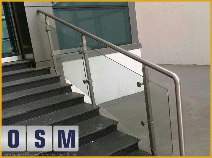 Merdiven Cam Korkuluk 5