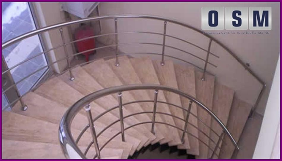 Merdiven Korkuluğu 13