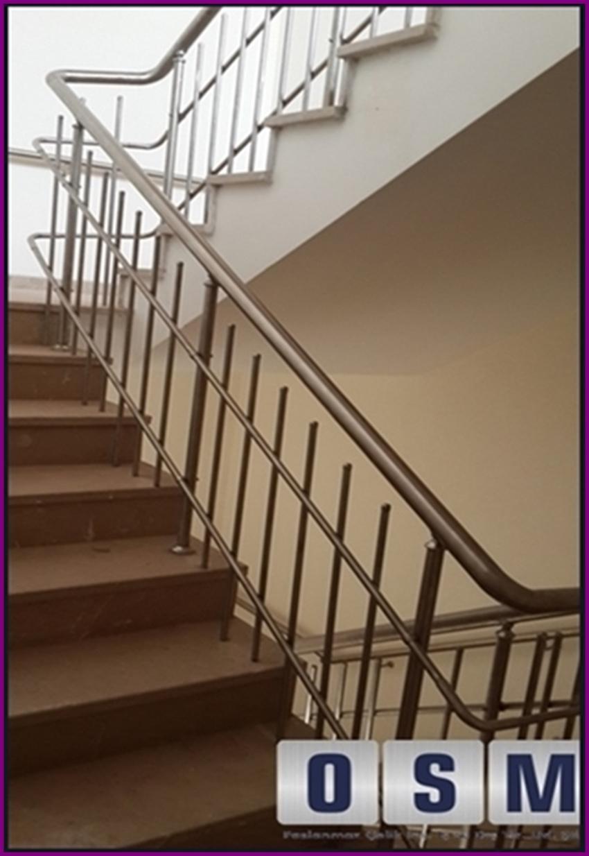 Merdiven Korkuluğu 1
