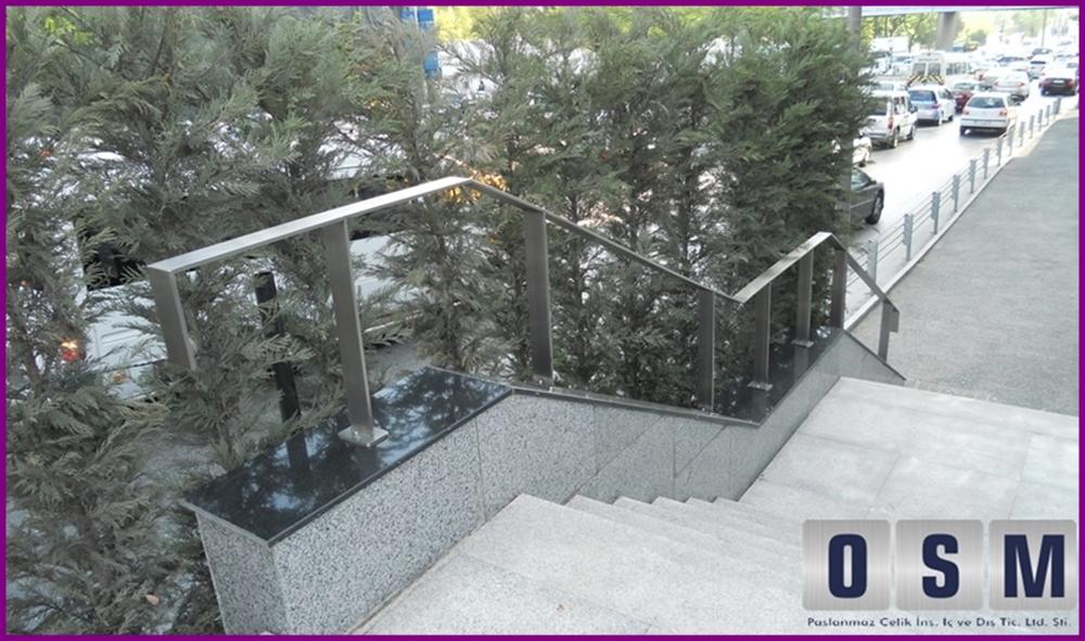 Merdiven Korkuluğu 21