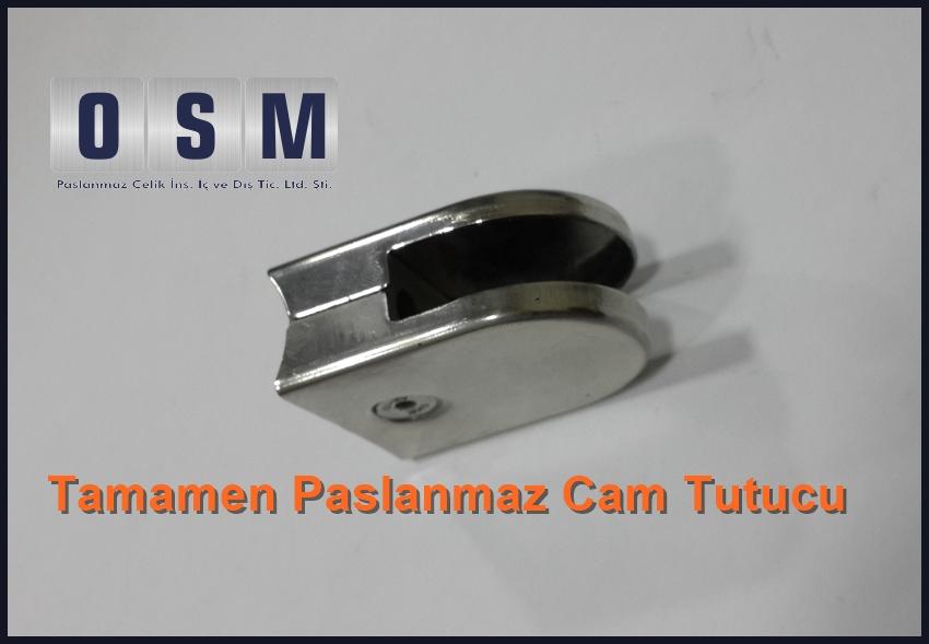 PASLANMAZ CAM TUTUCU CT 100