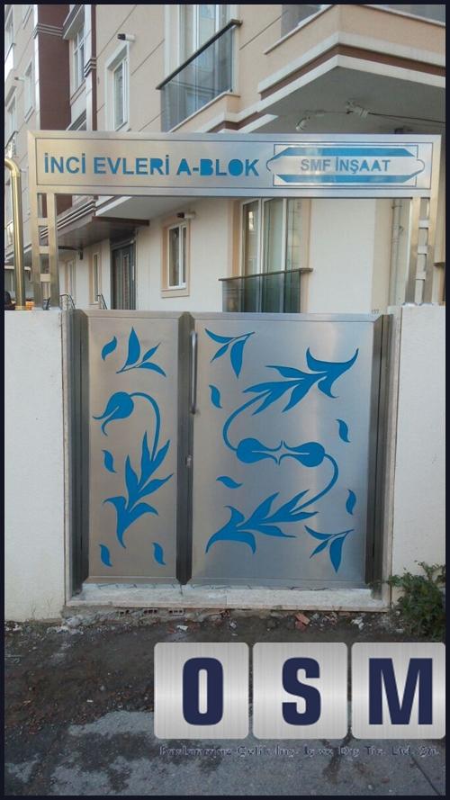 Paslanmaz Kapı 1