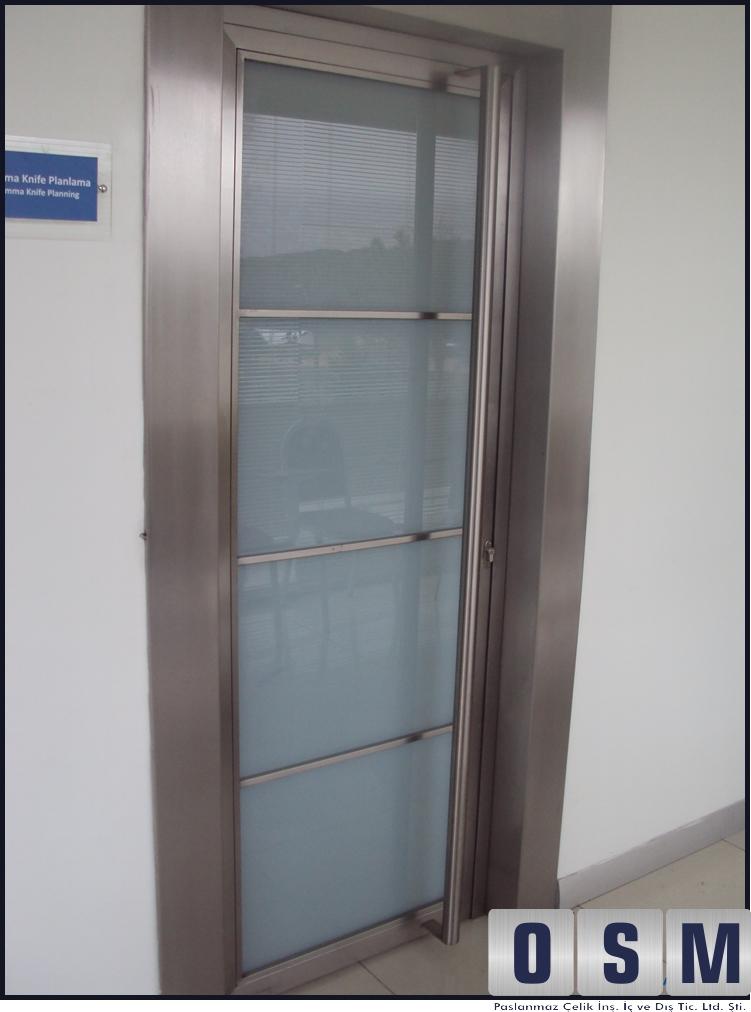 Paslanmaz Kapı 14