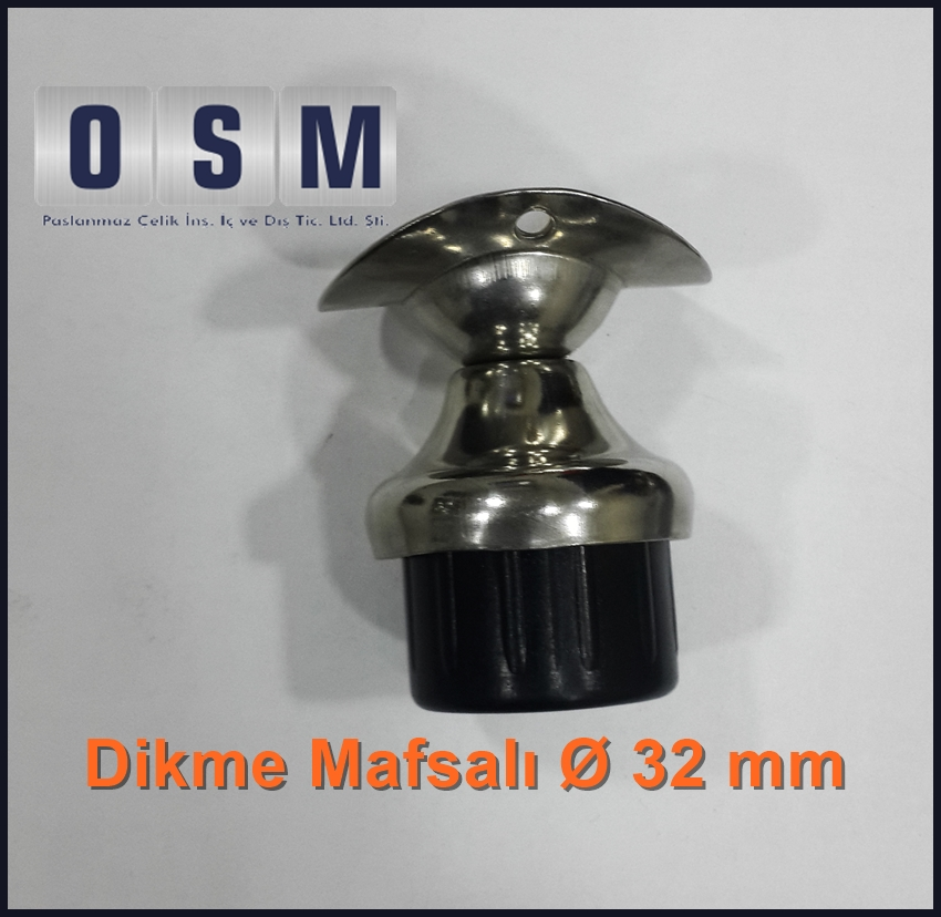Paslanmaz Mafsal DKM- 100