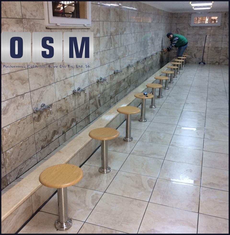 Şadırvan Oturakları 10