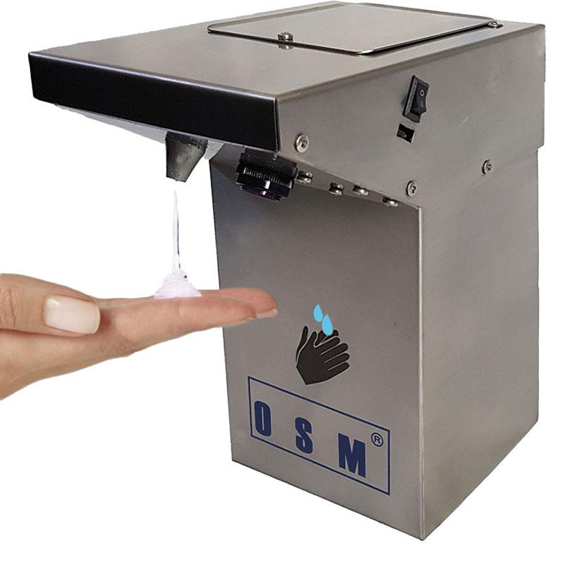 Sensörlü Sıvı Sabun Makinesi 1000 ml