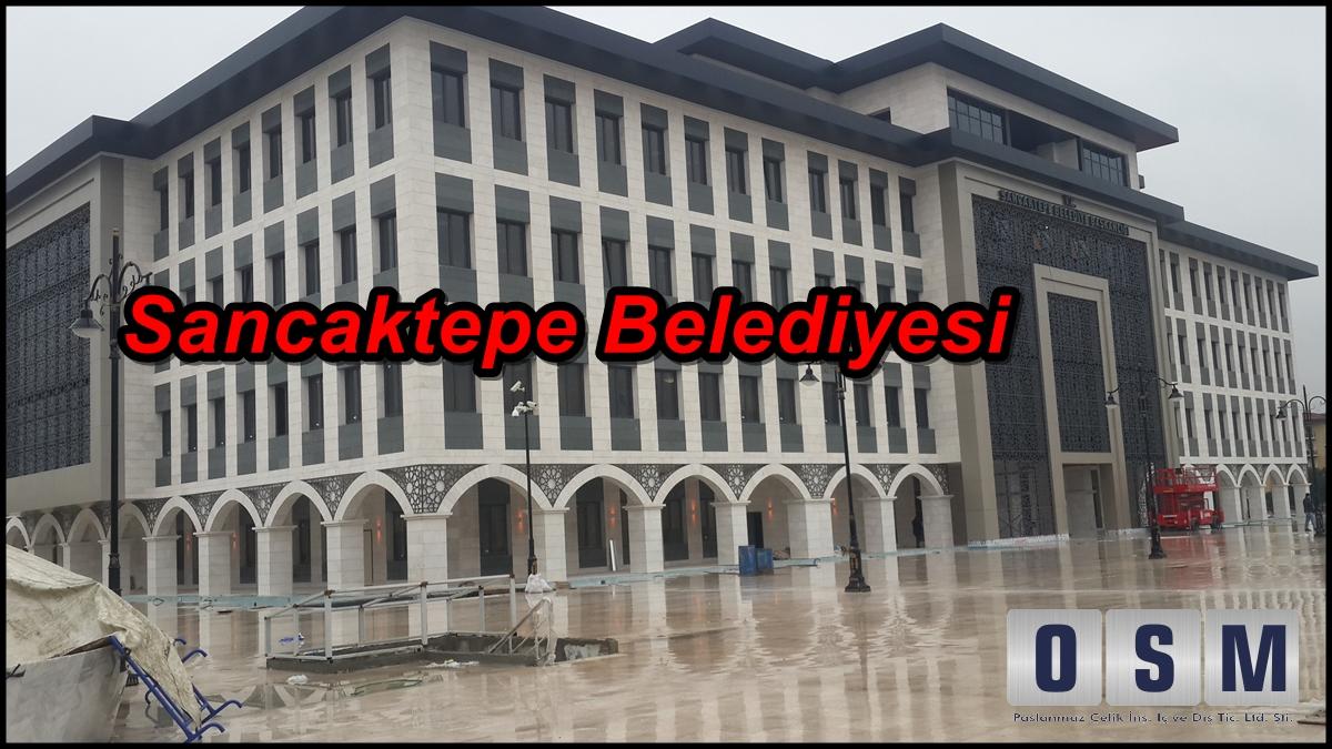 Yeni Sancaktepe Belediyesi Devam ediyor